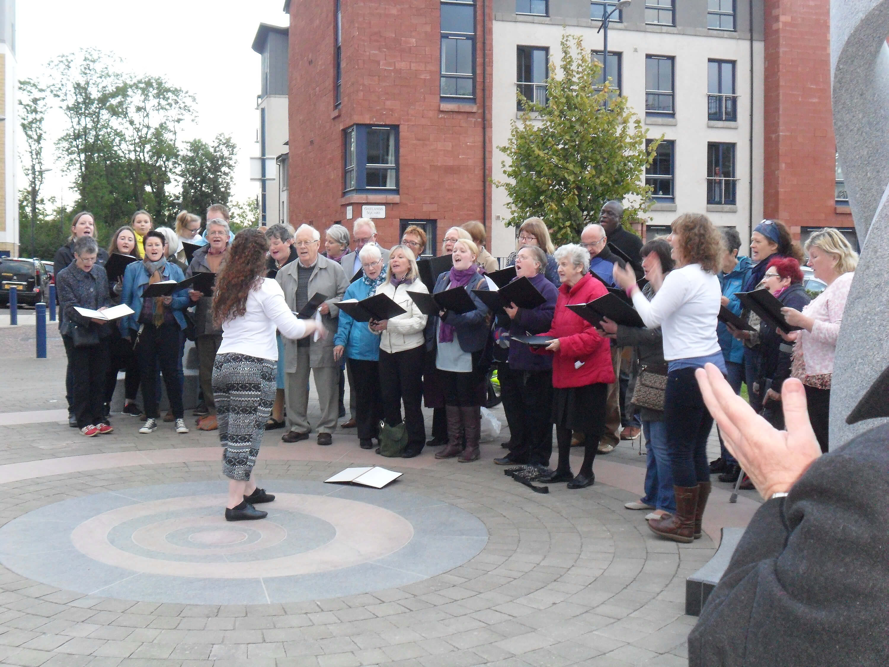 Gorbals Community Choir