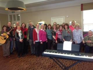 7. Sing for Life Hospice